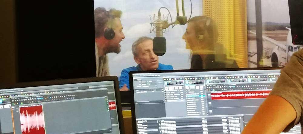 Unialeph SCARDOVELLI A RADIO DJ