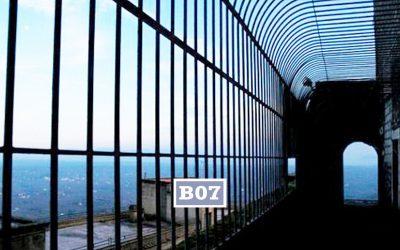 SOSPESO | B07 | L'ILLUSORIA PRIGIONE DEL CARATTERE | 22 – 24 maggio | Armeno (NO)