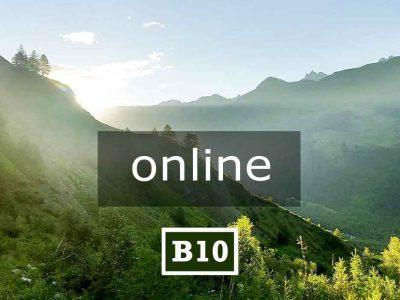 B10 | Verso una nuova umanità | seminario online | 25 – 27 settembre 2020