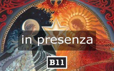 B11 | SII IL CAMBIAMENTO CHE VUOI DAL MONDO | 16 – 18 ottobre | Armeno (NO)