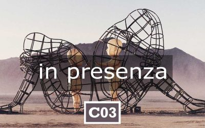 C03 | COSCIENZA E LIBERTÀ | 29-31 ottobre | Armeno (NO)