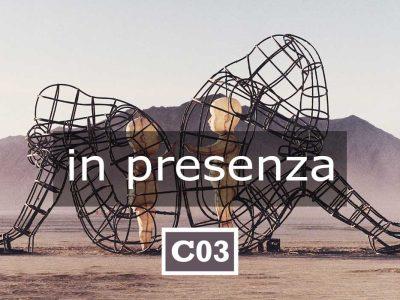 C03   COSCIENZA E LIBERTÀ   29-31 ottobre   Armeno (NO)