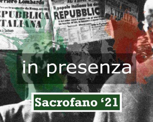 LA RIVOLUZIONE COSTITUZIONALE | 12-14 novembre | Sacrofano (Roma)