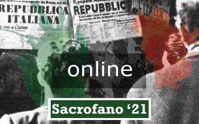 LA RIVOLUZIONE COSTITUZIONALE online   12-14 novembre   Sacrofano (Roma)