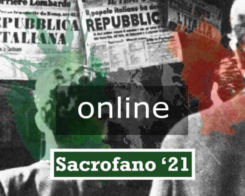 LA RIVOLUZIONE COSTITUZIONALE online | 12-14 novembre | Sacrofano (Roma)